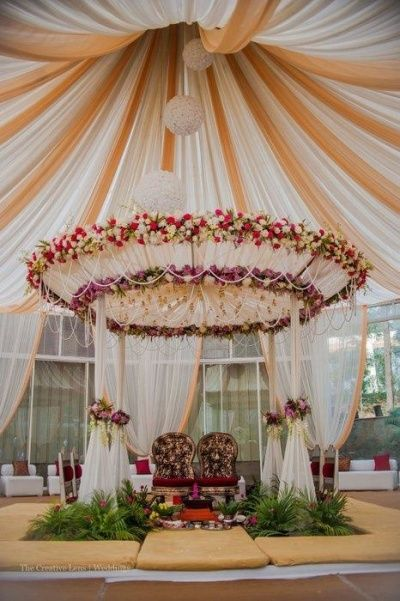 wedding mandap decoration ideas,