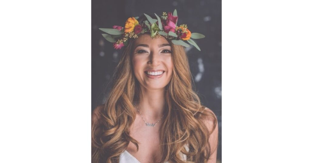 Hair color for the Wedding